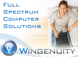 Computer Soltions from Wingenuity